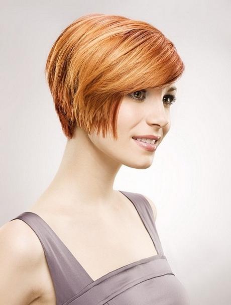 Asymmetrische Frisuren Kurz