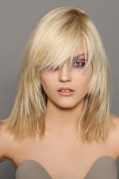 Frisuren Dünnes Haar Mittellang