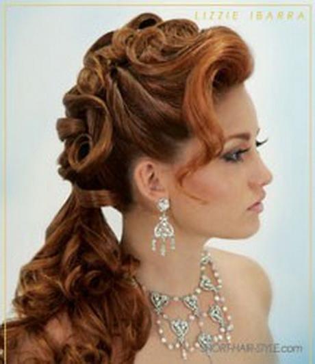 Frisuren Für Eine Hochzeit