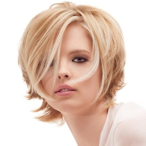Frisuren Für Rundes Gesicht 2015 Frisur Ideen
