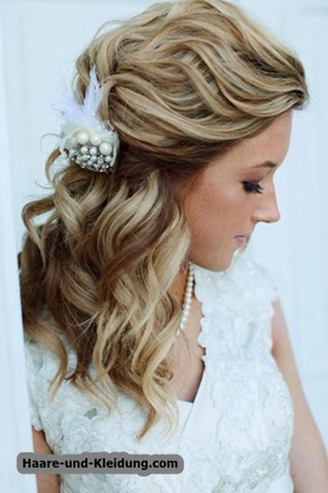 Frisuren Hochzeit Lange Haare
