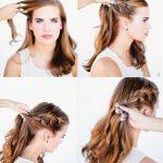 Coole Und Leichte Frisuren Zum Selber Machen