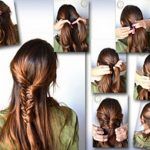 Leichte Frisuren Zum Selber Machen Mit Anleitung