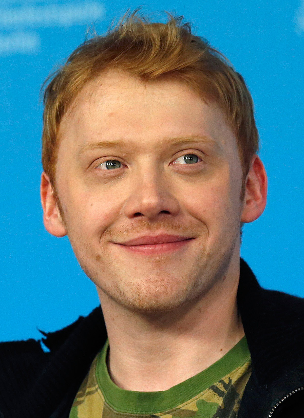 Actor Rupert Grint Poses During A Photocall To Promote The Movie