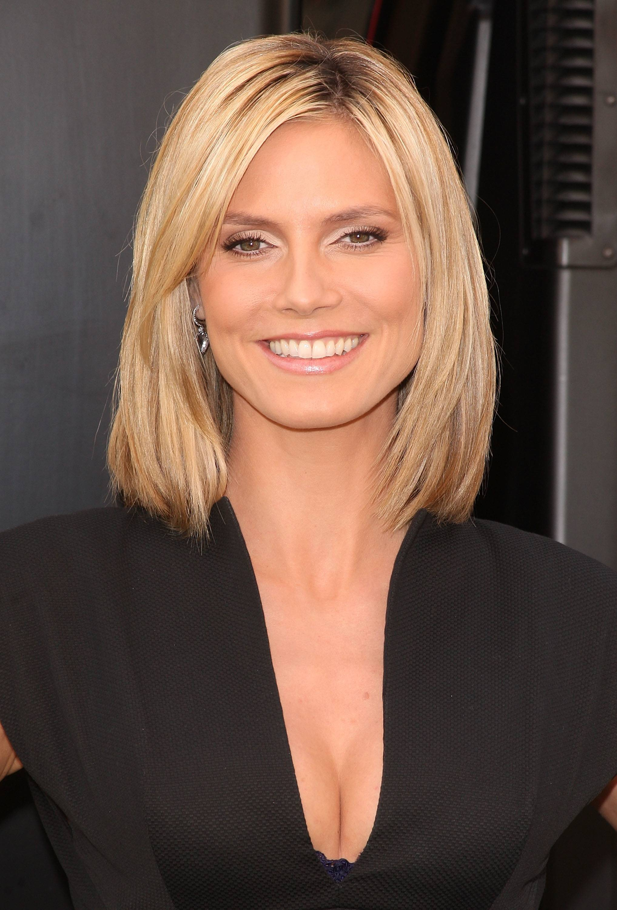 Heidi Klum Unveils The Perfect One Bra