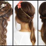 Schöne Frisuren Für Mittellanges Haar Zum Selber Machen