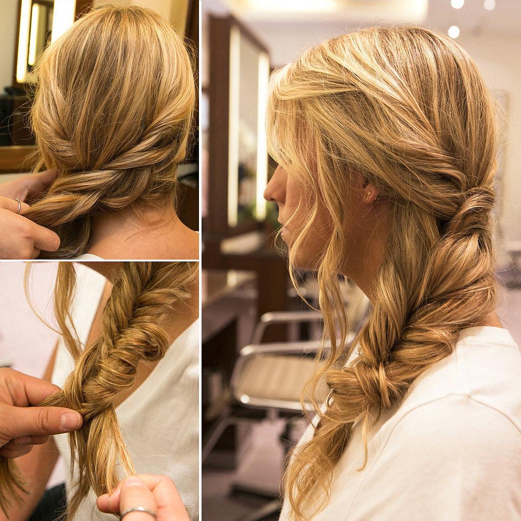 schöne frisuren selber machen lange haare | frisur ideen