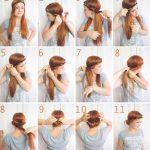 Schöne Frisuren Zum Selber Machen Mittellanges Haar