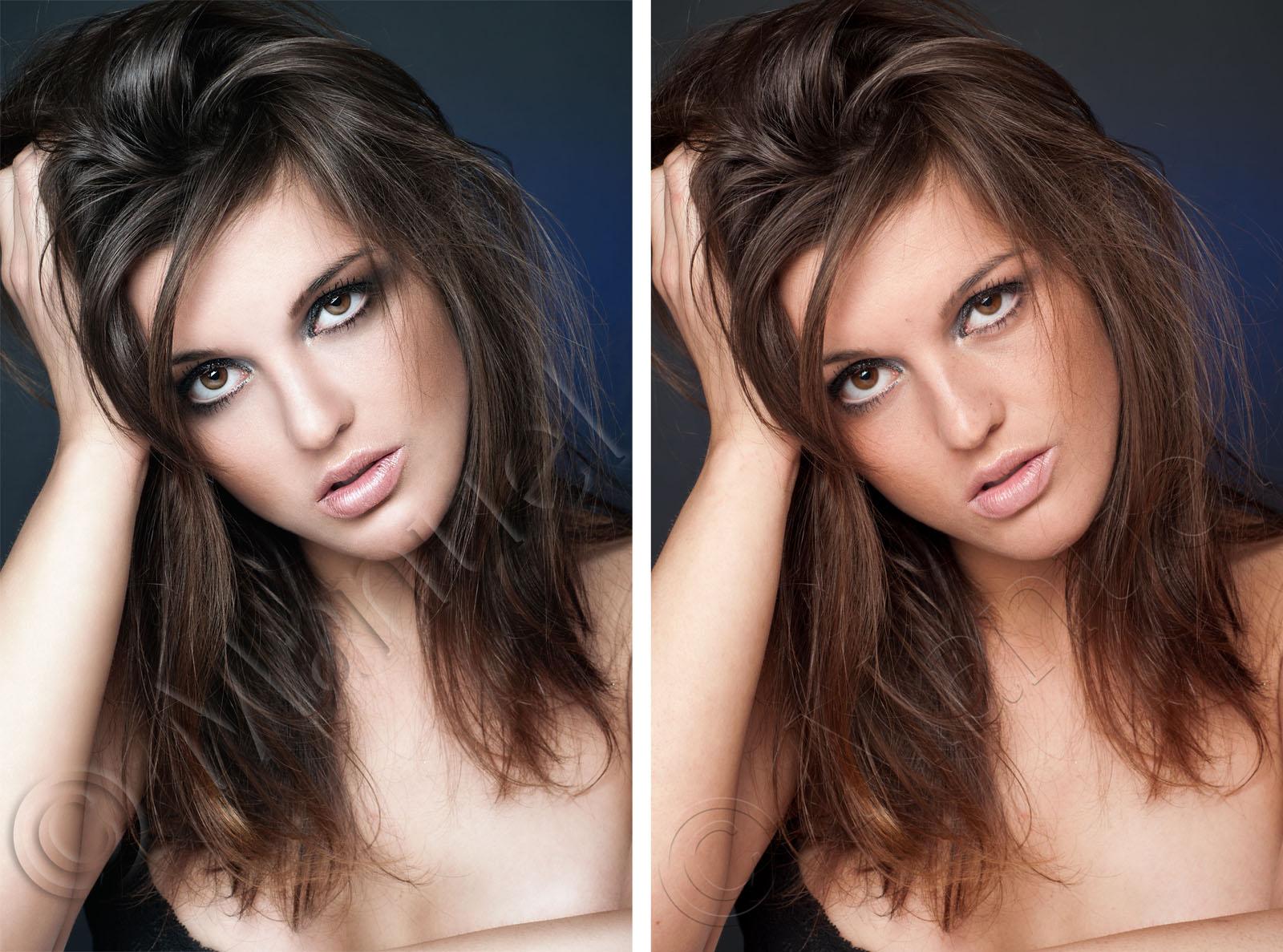 Vorher Nachher Bilder Frisuren
