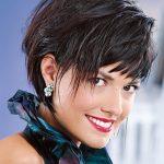 Freche Fransige Frisuren Kurz Haar