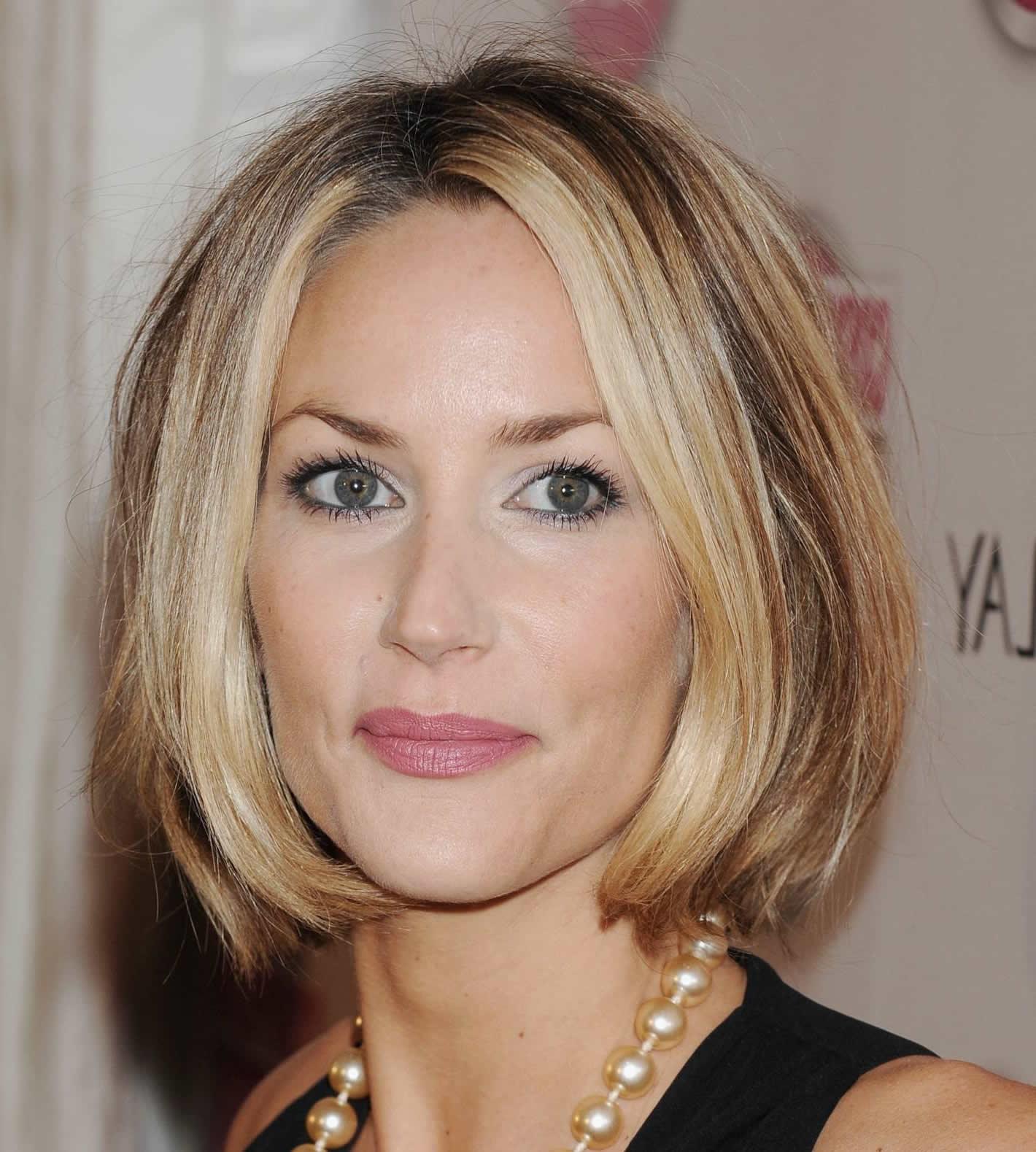 Frisuren Für Frauen Ab 40