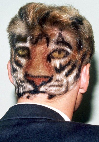 Wm 2006 Effenberg Mit Tigerfrisur