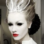 Coole Halloween Frisuren Maquillage Elegant Und Attraktiv