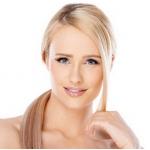 Einfache Frisuren Zum Selber Machen Für Die Schule Für Glattes Haar Blond Und Attraktive Frisur