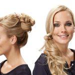Elegante Frisuren Zum Selber Machen Braun Und Blond Haare