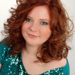 Frisuren Für Feines Halblanges Haar Für Ein Rundes Gesicht Und Dem Lockigen Haar Rot