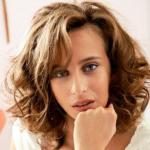 Frisuren Halblang Dünnes Haar Für Etwas Locken Und Wellen