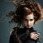 Halloween Frisuren Anleitung Lange Haare, Die Tricky, Aber Schön