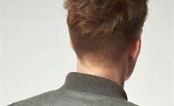 Blick Von Der Rückseite, Frisuren Männer Kurz Undercut
