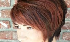 bob-frisuren-hinten-kurz-vorne-lang-bilder-roten-haare-mit-pony