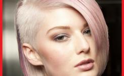 brautfrisur-bob-frisuren-mittellang-undercut-rosa-nuance-blond-idee-der-neueste-trend-die-moderne-und-sehr-mochte-frauen