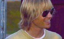 Einzigartigen Stil Glattes Haar Blond Frisuren Lang Männer