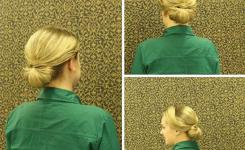 elegante-frisuren-zum-selber-machen-fur-die-hochzeit-glattes-blondes-haar-sah-von-hinten
