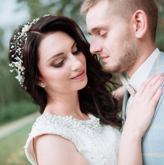 Permalink to Elegante idee frisuren für hochzeit Bräutigam und Braut