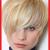 Frisuren kurz frauen blond feines haar