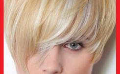 frisuren-kurz-frauen-blond-feines-haar-mit-front-knallt-lange-bis-zum-kinn