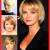 Frisuren rundes gesicht dünne haare blond bilder