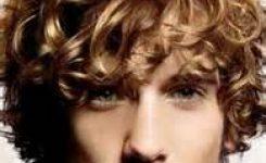 Interessante Und Einzigartig Locken Frisuren Männer