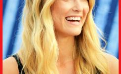 lang-blonde-haare-frisuren-ohne-pony-bilder-symmetrisch-glattes-haar-lassigen-stil-popular-geeignet-fur-frauen-die-das-aussehen-einfach-und-schnell-erhalten-mocht