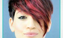 neue-frisuren-ausprobieren-kurzhaar-fur-frauen-rote-haare-mit-pony-einzigartig-und-attraktiv