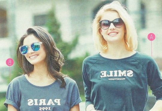Permalink to Frisuren Damen tragen eine Brille mit schulterlanges Haar