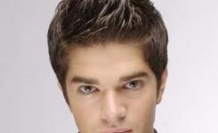 Aktuelle Frisuren Männer