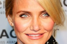 Cameron Diaz At The Tag Heuer Fifth Avenue Flagship Store Opening In Nyc