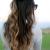 Einfache Frisuren Für Die Schule Für Haargummis An Der Rückseite Und Ist Für Eine Zierliche Dame Mit Brille