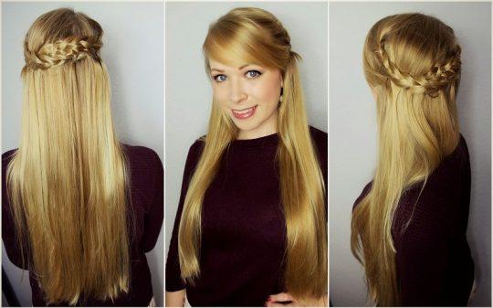 Permalink to Einfache Frisuren Für Lange Haare Zum Selber Machen
