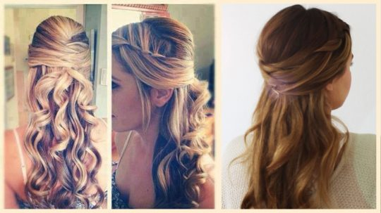 Permalink to Einfache Frisuren Für Mittellanges Haar Zum Selber Machen