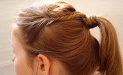 Einfache Frisuren Selber Machen Anleitung Bild