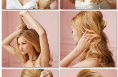 Einfache Frisuren Zum Selber Machen Für Mittellanges Haar