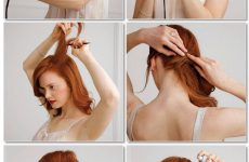Einfache Frisuren Zum Selber Machen Mit Anleitung
