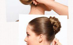 Einfache Frisuren Zum Selber Machen Mit Anleitung Und Bild