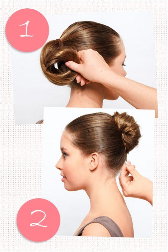 Permalink to Einfache Frisuren Zum Selber Machen Mit Anleitung Und Bild