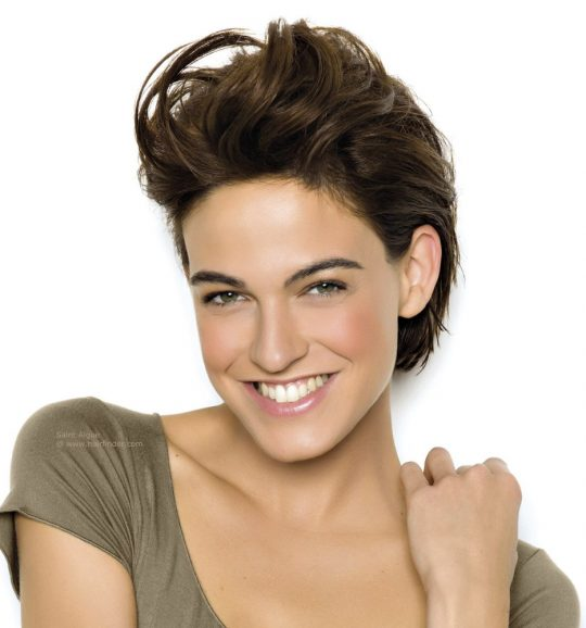 Permalink to Elegante Frisuren Für Kurze Haare