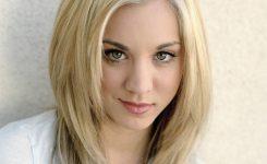Frisuren Damen Mittellang Blond