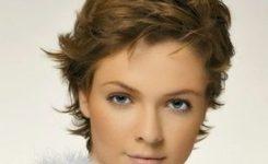 Frisuren Für Feines Haar Und Ovales Gesicht