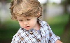 Frisuren Für Kleine Jungs
