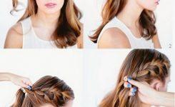 Frisuren Für Lange Haare Zum Selber Machen